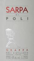 Voorvertoning: Sarpa di Poli Grappa 3,0 l Big Mama in GP - Jacopo Poli