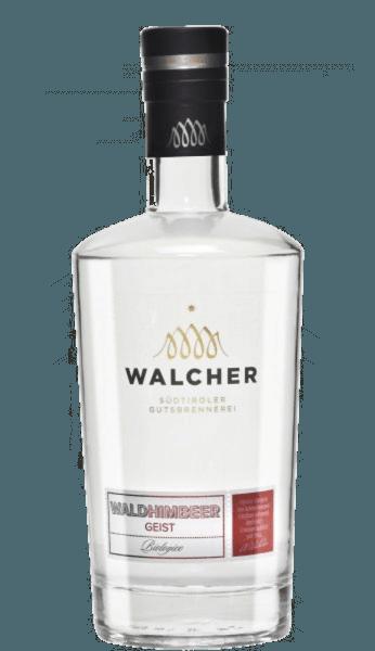 Walcher frambozenbrandewijn is een onvergelijkbare vruchtenbrandewijn met een zeer bijzondere intensiteit van smaak en aroma. De distilleerderij Walcher ligt in de buurt van Bolzano, waar het klimaat mild en mediterraan is. De zomers zijn warm en de winters mild, wat optimale omstandigheden voor de fruitbomen betekent om volledig rijp fruit te produceren. Productie van de Walcher-frambozenbrandewijn Deze frambozen-eau-de-vie wordt uitsluitend gemaakt van handgeplukt en volledig rijp biologisch fruit. Dit zorgt voor de intense fruitige smaak van deze Zuid-Tiroolse spirit. Serveeradvies voor de Walcher frambozenbrandewijn Geniet van deze vruchten-eau-de-vie puur, bijvoorbeeld als digestief bij een temperatuur van 8° Celsius.
