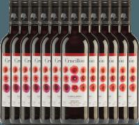 12er Vorteils-Weinpaket - Crucillón DO 2018 - Bodegas Aragonesas