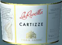 Voorvertoning: Cartizze La Rivetta Prosecco Superiore DOCG - Villa Sandi