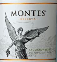 Voorvertoning: Sauvignon Blanc Reserva 2020 - Montes