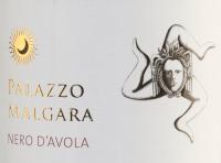 Voorvertoning: Nero d'Avola Terre Siciliane IGT 2019 - Palazzo Malgara
