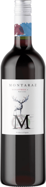 Montaraz Monastrell 2017 - Terramagna Grupo
