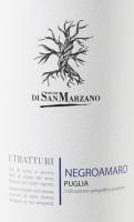Voorvertoning: I Tratturi Negroamaro 2019 - Cantine San Marzano