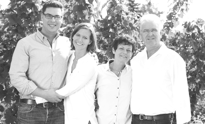 The Barth family