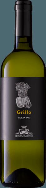 Grillo Sicilia DOC 2020 - Sallier de la Tour