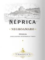Voorvertoning: Neprica Negroamaro Puglia IGT 2019 - Tormaresca