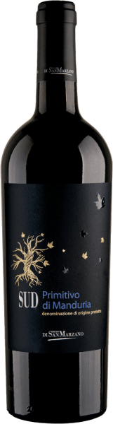SUD Primitivo di Manduria Red Wine