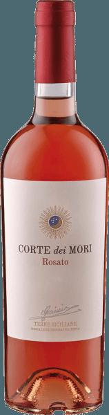De Terre Siciliane Rosato IGT van Corte dei Mori presenteert zich in een koraalroze glas en betovert met zijn frisse en heldere bouquet, waarin de bessenaroma's van frambozen en aardbeien naar voren komen. Gemaakt van Nero d'Avola druiven, is deze Rosato een elegante, toegankelijke en ronde Siciliaanse rosé wijn. Spijsadvies voor de Terre Siciliane Rosato IGT van Corte dei Mori Geniet van deze droge rosé wijn bij vis en schelpdieren, gevogelte en wit vlees of bij delicate gerechten met varkensvlees, kalfsvlees en rundvlees.