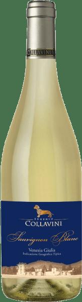 Deze single-varietal en fijn gestructureerde witte wijn doet met zijn fluweelzachte bouquet denken aan salie, vlier en groene tomaat.  DeSauvignon IGT Venezia Giulia van Eugenio Collavini overtuigt in de mond met een racy smaak, veel fruit en delicate mineraliteit.  Food Pairing / Voedingsadvies voor deSauvignon IGT Venezia Giulia van Eugenio CollaviniDeze Sauvignon Blanc is een geweldige begeleider van verse voorgerechten en gegrilde vis, maar is ook zeer geschikt als aperitief.