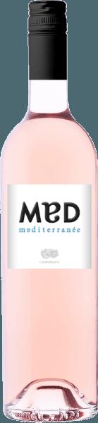 Rose Méditerrannée IGP 2019 - MED