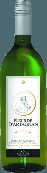 Fleur de d'Artagnan Blanc 1,0 l IGP 2019 - Plaimont