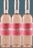 3er Vorteils-Weinpaket La vie est belle Rosé 2019 - La vie est belle