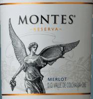 Voorvertoning: Merlot Reserva 2019 - Montes