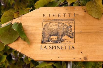 The Italian winery La Spinetta