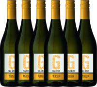 6-pack - Bianco Frizzante IGT - Casa Gheller