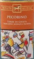 Voorvertoning: Pecorino Terre di Chieti IGP 2020 - Tenuta Ulisse