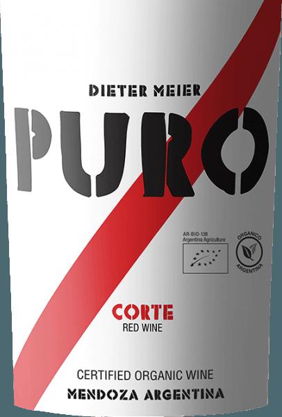 Puro Corte Mendoza 2019 - Dieter Meier von Dieter Meier