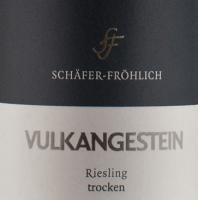 Voorvertoning: Riesling Vulkangestein 2019 - Schäfer-Fröhlich