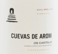 Voorvertoning: Os Cantals DO 2015 - Cuevas de Arom