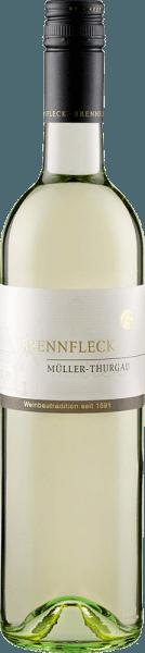 Sulzfelder Maustal Müller-Thurgau Kabinett 2017 - Weingut Brennfleck