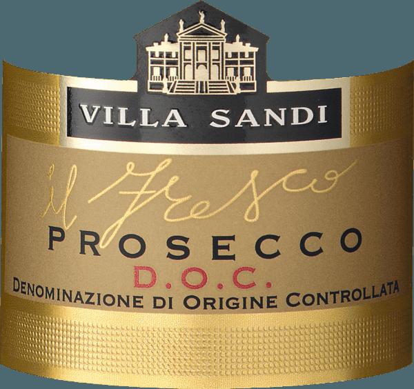 il Fresco Prosecco Spumante Brut DOC 0,2 l Piccolo - Villa Sandi von Villa Sandi