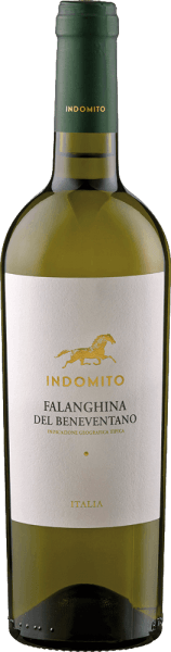 Indomito Falanghina del Beneventano IGP 2019 - Francesco Minini