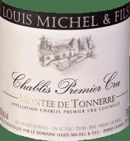 Voorvertoning: Chablis Premier Cru Montée de Tonnerre 2018 - Domaine Louis Michel et Fils