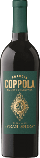 Diamond Collection Green Label Syrah-Shiraz 2017 - Francis Ford Coppola