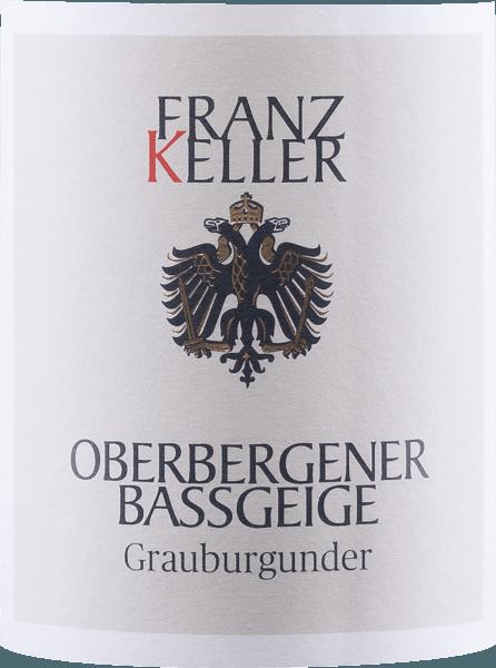 De lichtgele kleur van deOberbergener Bassgeige Pinot Gris van het wijnhuis Franz Keller doet denken aan licht groenig stro. Het bouquet, typisch voor de druivensoort, is discreet. Deze witte wijn uit Baden heeft een gepolijste, precieze structuur en ontvouwt in de mond een krachtig Bourgondisch fruit, dat wordt onderstreept met tonen van rijpe appel, meloen en delicate nootachtige nuances. Spijsadvies voor de Oberbergener Bassgeige Pinot Gris Geniet van deze droge witte wijn bij geroosterde vis en zeevruchten, gevogelte of mediterrane gerechten.