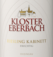 Voorvertoning: Riesling Kabinett fruchtig 2018 - Kloster Eberbach