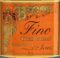 Voorvertoning: Tres Palmas Fino 0,5 l - Gonzalez Byass