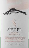 Voorvertoning: Unique Selection 2017 - Viña Siegel
