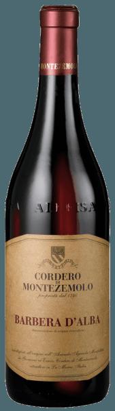 De sterk violette Barbera d'Alba DOC van Cordero di Montezemolo kan gerekend worden tot de zeer grote wijnen van zijn druivensoort. Hij rijpte acht maanden op eikenhouten vaten en verwent met een boeket vol sterke aroma's van fruit, zoethout, specerijen en chocolade. Op het rijke gehemelte ontvouwt zich een weelderige en frisse smaak, evenals zachte, warme, mooi geïntegreerde tannines. Food pairing / aanbeveling voor deBarbera d'Alba DOC by Cordero di MontezemoloDeze rode wijn past perfect bij groentetaart, kruidige taarten, tagliatelle met paddestoelen of truffels, Piemontese vleesgerechten en bagna caòda. Prijzen voor deBarbera d'Alba DOC van Cordero di MontezemoloJames Suckling: 90 pts. (Jg. 14)