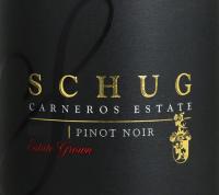 Voorvertoning: Pinot Noir Estate Grown 2018 - Schug Winery