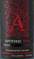 Voorvertoning: Apothic Red 2019 - Apothic Wines