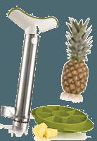 Ananasschneider Deluxe mit Zerteiler - Vacu Vin