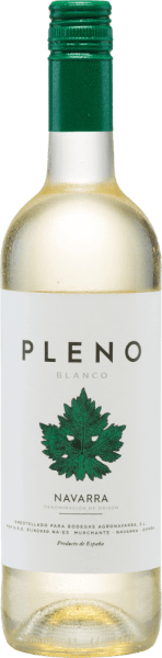 Pleno Blanco Navarra DO 2019 - Bodegas Agronavarra