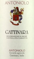 Voorvertoning: Gattinara DOCG 2013 - Antoniolo