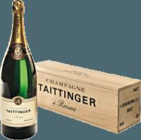 Voorvertoning: Brut Réserve 3,0 l Jeroboam Champagner aus Frankreich