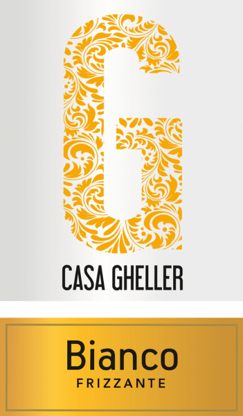 Bianco Frizzante Veneto IGT - Casa Gheller von Casa Gheller