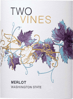 Voorvertoning: Two Vines Merlot 2017 - Columbia Crest