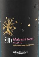 Voorvertoning: SUD Malvasia Nera 2017 - Cantine San Marzano