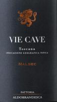 Voorvertoning: Vie Cave Toscana IGT 2018 - Fattoria Aldobrandesca