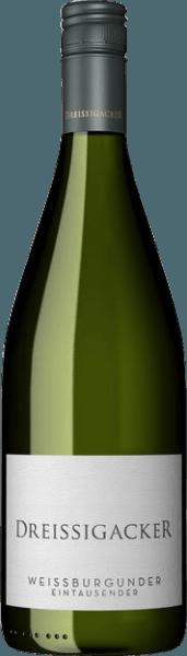 De Pinot Blanc Litrevan Dreissigacker komt in het glas met een helder platina geel en overtuigt met een koel aroma van minerale steen en pitvruchten met verse kruiden. De kristalheldere, delicate en koele smaak met zijn stimulerende frisheid en delicate mineraliteit doet denken aan rijpe peren en appels met een hint van kruiden. Ondanks de strakke body met ruggengraat en kracht, behoudt de Pinot Blanc in de literfles van Dreissigacker een elegante en slanke structuur. De afdronk is karaktervol met lengte en diepte, wat zorgt voor een uitstekende drinkstroom bij deze Rheinhessen Pinot Blanc. Spijsadvies voor dePinot Blanc Litrevan Dreissigacker Geniet van deze klassieker van Dreissigacker puur of als spritzer bij lichte zomerse salades en visgerechten.