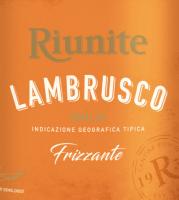 Voorvertoning: Lambrusco Bianco Emilia IGT - Cantine Riunite