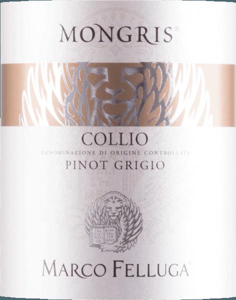 De elegante Mongris Pinot Grigio Collio van Marco Felluga glijdt in het glas met een helder kopergoud. Ideaal geschonken in een wit wijnglas biedt deze witte wijn uit de Oude Wereld heerlijk expressieve aroma's van kweepeer, appel, nashi peer en viooltjes, afgerond met verdere fruitige nuances. De Mongris Pinot Grigio Collio van Marco Felluga is perfect voor alle wijnliefhebbers die van droog houden. Hij is echter nooit droog of broos, zoals je zou verwachten van een wijn van buiten de supermarkten. In de mond is de textuur van deze evenwichtige witte wijn perfect in balans. Met zijn vitale fruitzuren is de Mongris Pinot Grigio Collio fantastisch fris en levendig in de mond. De afdronk van deze witte wijn uit de wijnstreek Friuli-Venezia Giulia, om precies te zijn uit Collio, die in staat is om te rijpen, maakt uiteindelijk indruk met een buitengewone galm. De afdronk gaat ook gepaard met minerale tonen van de bodems die gedomineerd worden door klei en zandsteen. Vinificatie van de Marco Felluga Mongris Pinot Grigio Collio Deze evenwichtige witte wijn uit Italië is gemaakt van het druivenras Pinot Gris. De druiven groeien onder optimale omstandigheden in Friuli-Venezia Giulia. Hier graven de wijnstokken hun wortels diep in de bodem van leem, zandsteen, klei en mergel. Na de handoogst worden de druiven snel naar de perserij gebracht. Hier worden ze geselecteerd en zorgvuldig vermalen. De gisting vindt vervolgens plaats in roestvrijstalen tanks bij gecontroleerde temperaturen. De gisting wordt gevolgd door enkele maanden rijping op de fijne droesem voordat de wijn uiteindelijk in flessen wordt getrokken. De rijping wordt gevolgd door een aanzienlijke flesrijping, wat deze witte wijn nog complexer maakt. Spijs aanbeveling voor de Marco Felluga Mongris Pinot Grigio Collio Deze Italiaanse wijn wordt het best goed gekoeld gedronken bij 8 - 10°C. Het is perfect als begeleiding bij geroosterde forel met gemberpeer, fruitige witlofsalade of omelet met zalm en venkel.
