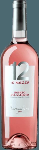 12 e Mezzo Rosato del Salento IGP - Varvaglione