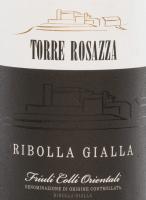 Voorvertoning: Ribolla Gialla DOC 2019 - Torre Rosazza