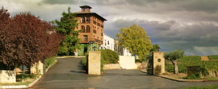 Bodegas Beronia Weinguts-Gebäude